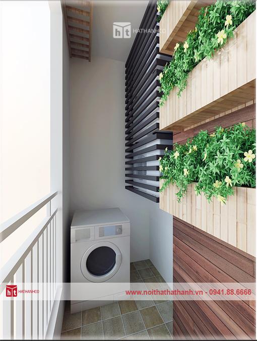 thiết kế chung cư Nam Đô hiện đại