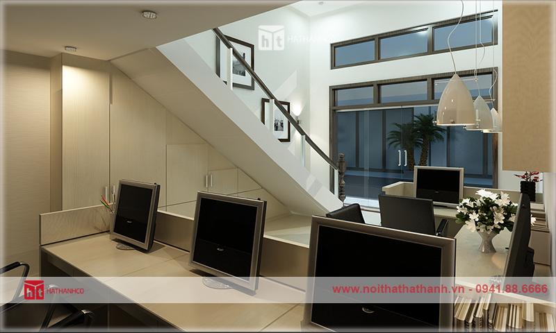 thiết kế văn phòng đẹp 3