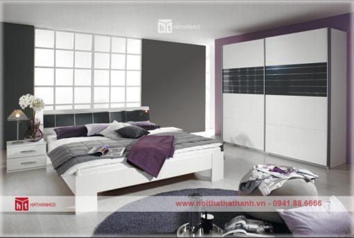 tủ đựng quần áp màu trắngHT10