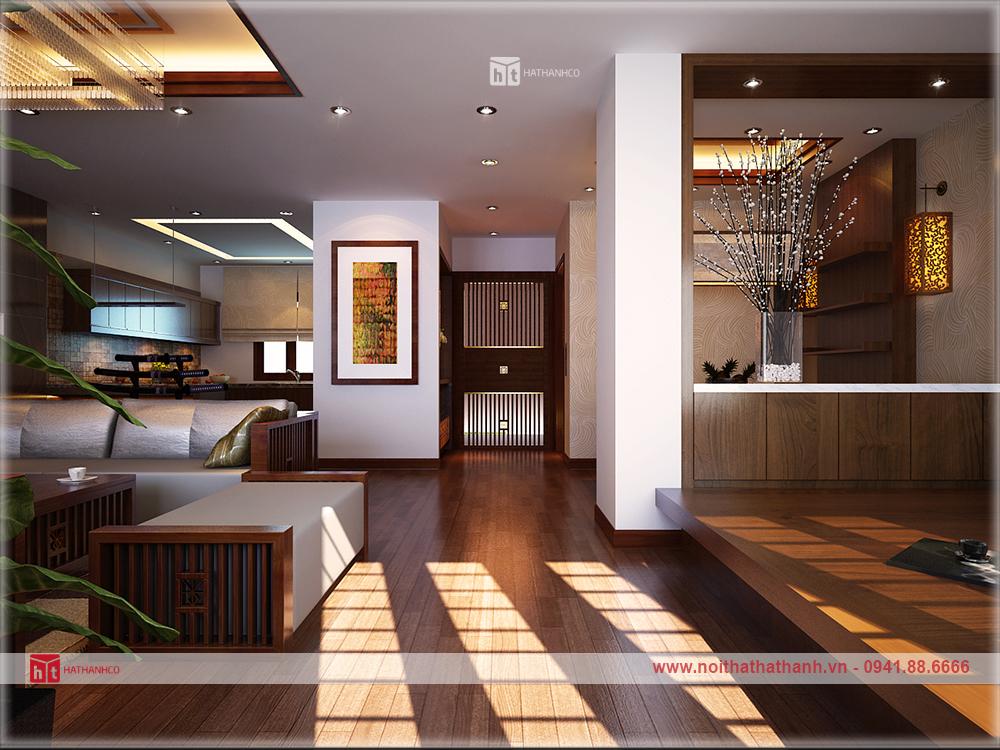 thiết kế nội thất biệt thự đẹp 4