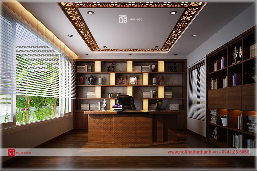 thiết kế nội thất biệt thự đẹp 7