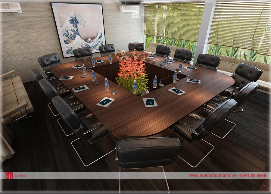 thiết kế nội thất văn phòng công ty đẹp 2