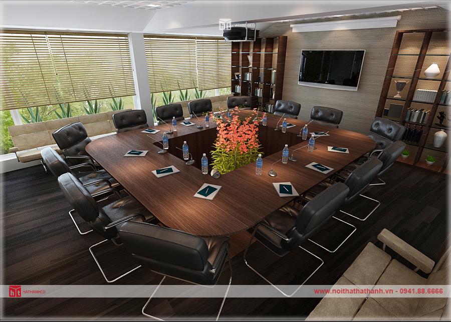 thiết kế nội thất văn phòng công ty đẹp 3
