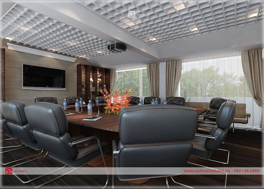 thiết kế nội thất văn phòng công ty đẹp 5