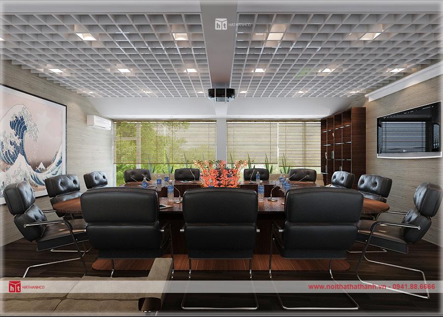 thiết kế nội thất văn phòng công ty đẹp 6