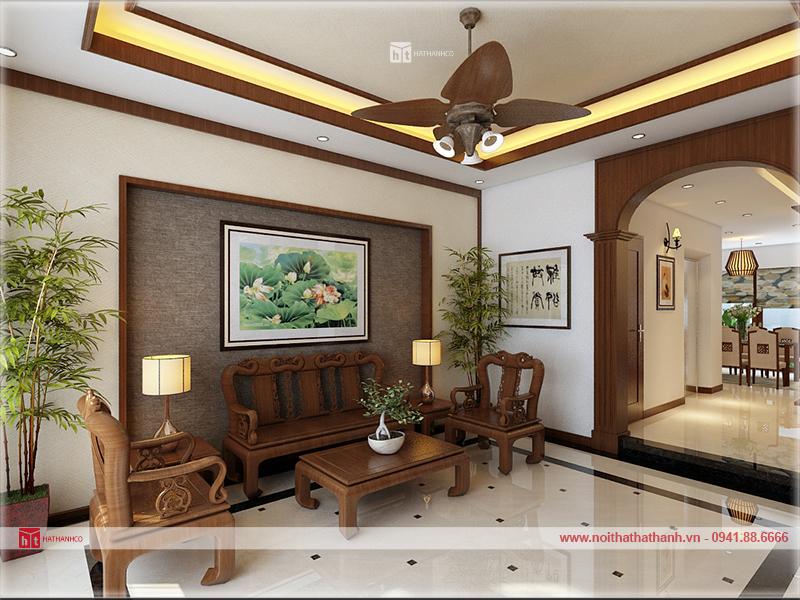 thiết kế nội thất nhà đẹp 1