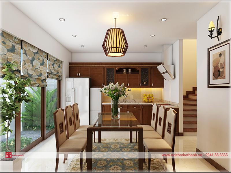 thiết kế nội thất nhà phố đẹp (6