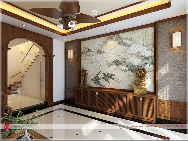 thiết kế nội thất nhà đẹp 5