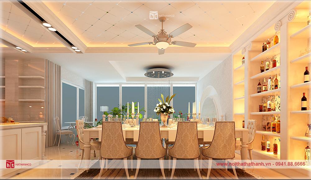 thiết kế nội thất chung cư hà nội 1