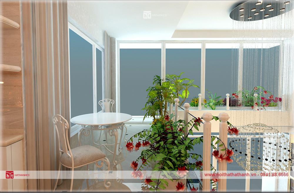 thiết kế nội thất chung cư hà nội 2