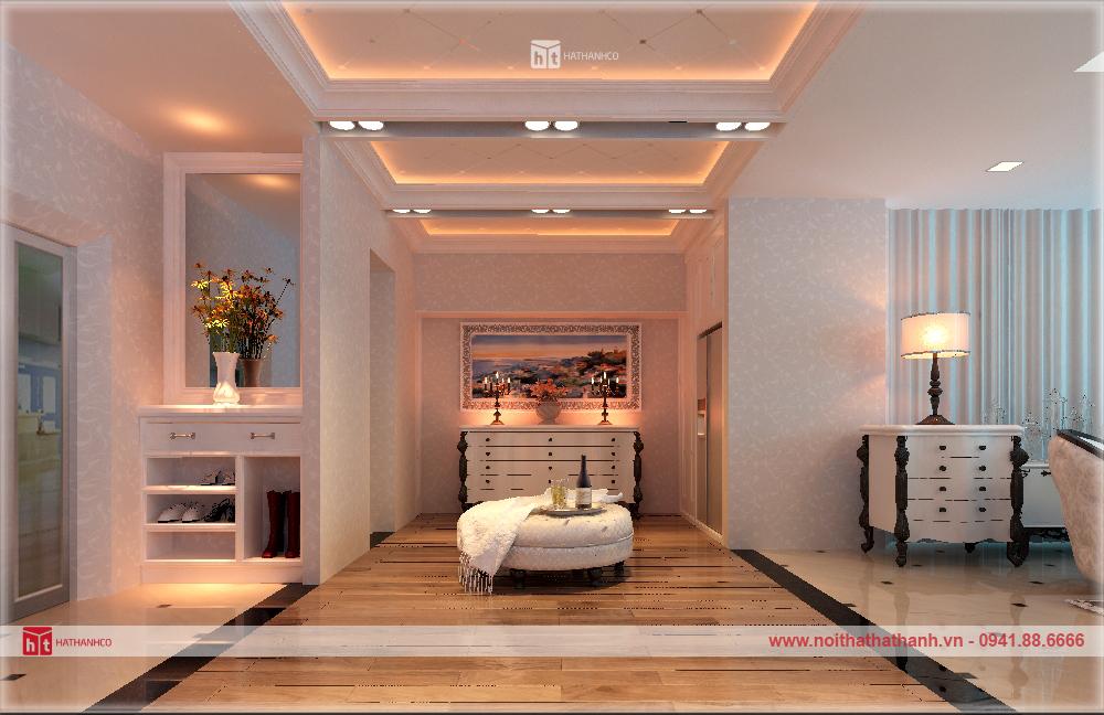 thiết kế nội thất chung cư hà nội 10