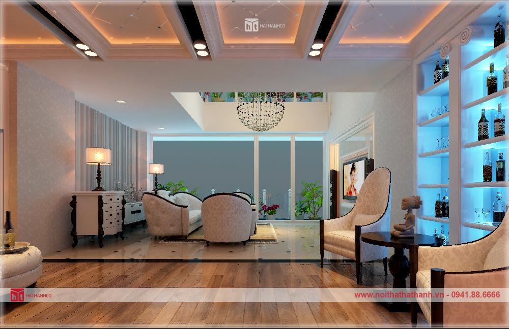 thiết kế nội thất chung cư hà nội 13