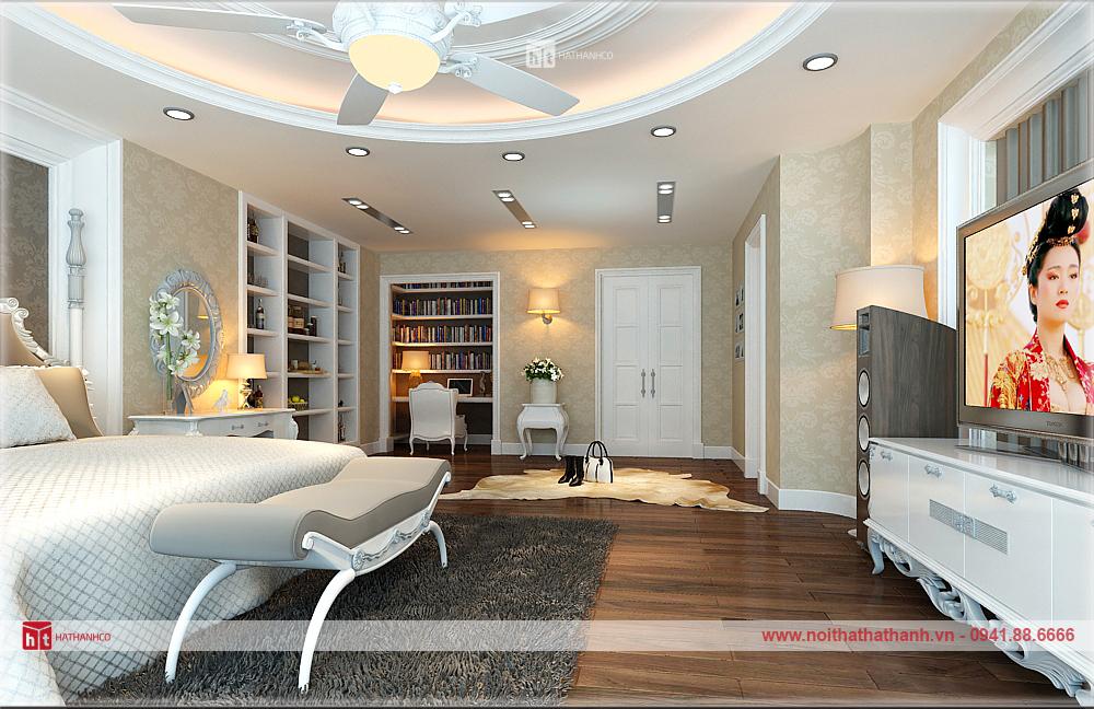 thiết kế nội thất chung cư hà nội 11