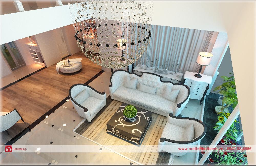 thiết kế nội thất chung cư hà nội 8