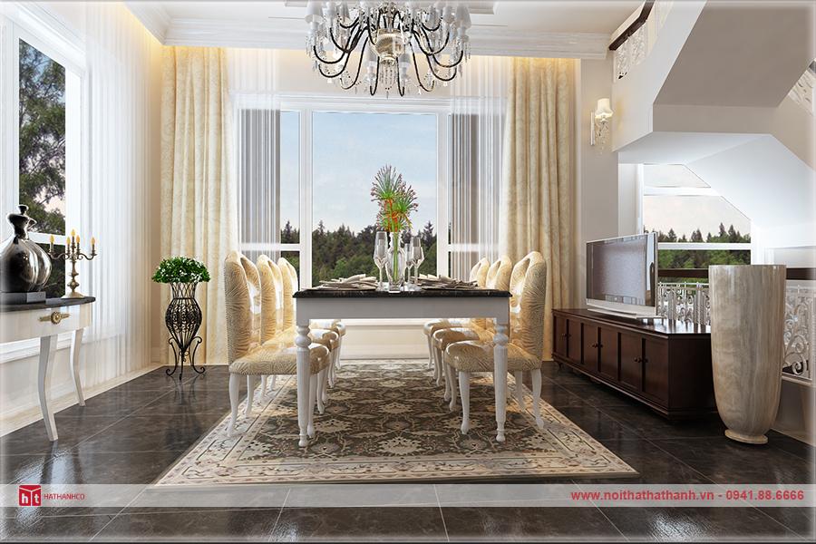 thiết kế nội thất nhà 3 tầng đẹp 2