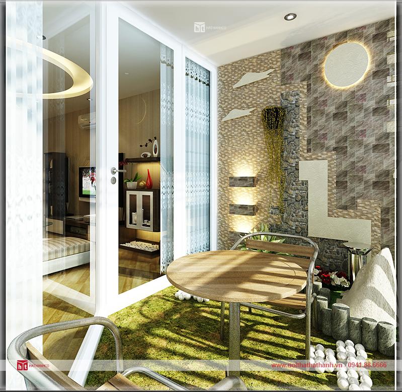 thiết kế nội thất chung cư đẹp (2)