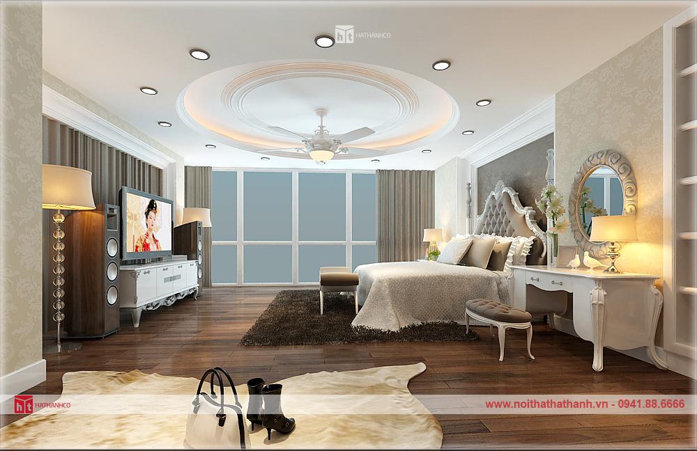 thiết kế nội thất chung cư hà nội 15