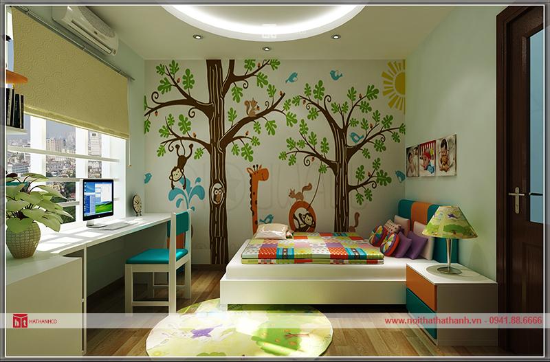 thiết kế nội thất chung cư đẹp (7)