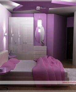 bộ nội thất phòng ngủ trẻ em