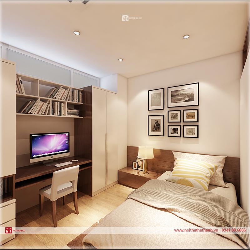 thiết kế nội thất nhà chung cư Hà nội 8