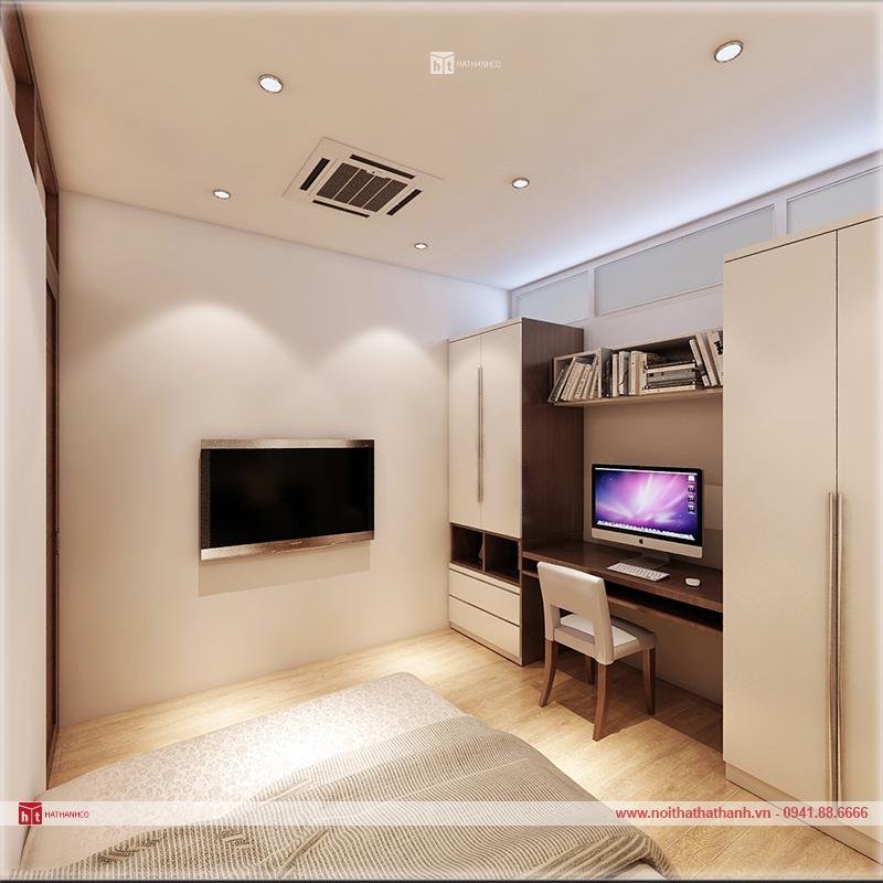 thiết kế nội thất nhà chung cư Hà nội 9