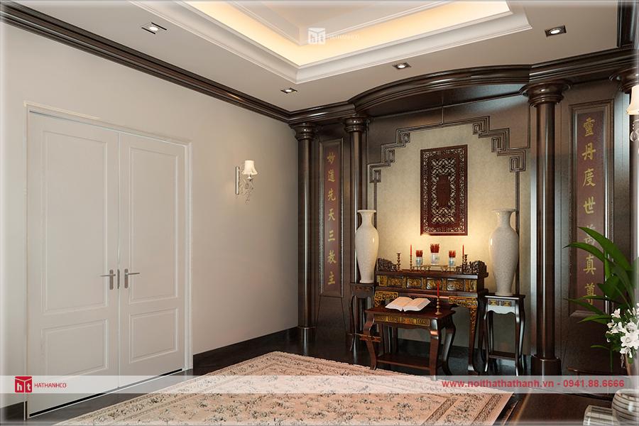 thiết kế nội thất nhà 3 tầng đẹp 14
