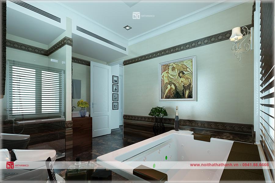 thiết kế nội thất nhà 3 tầng đẹp 17