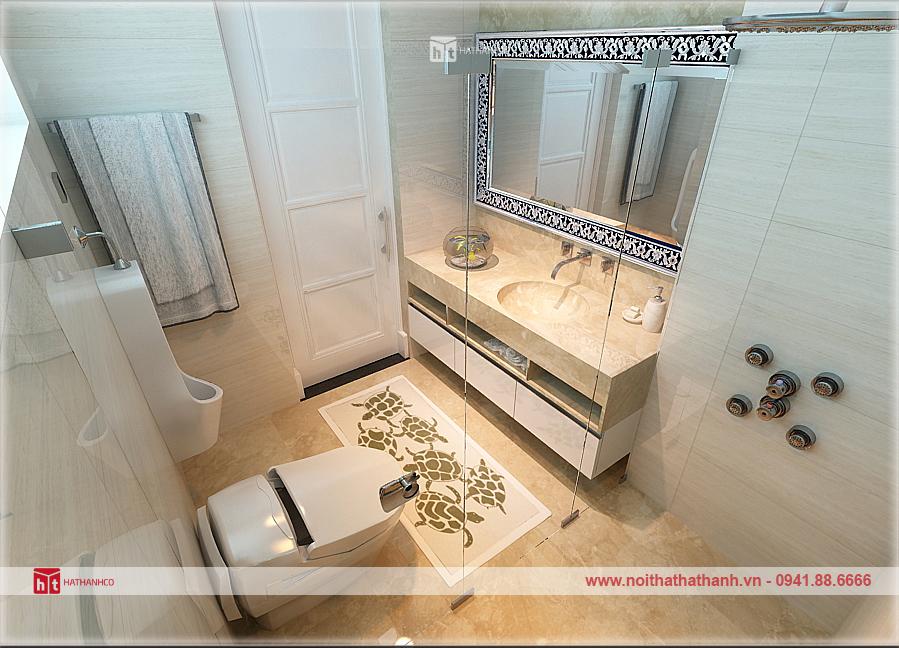 thiết kế nội thất chung cư hà nội 21