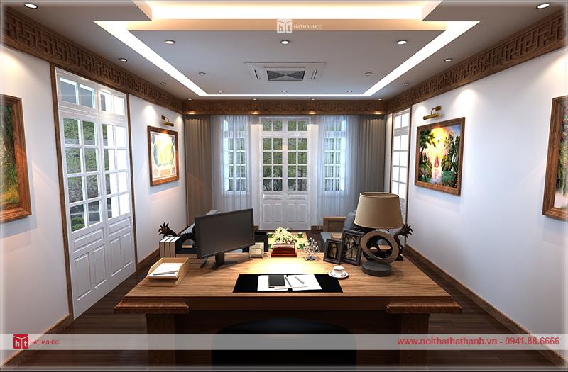 thiết kế nội thất văn phòng đẹp (2)