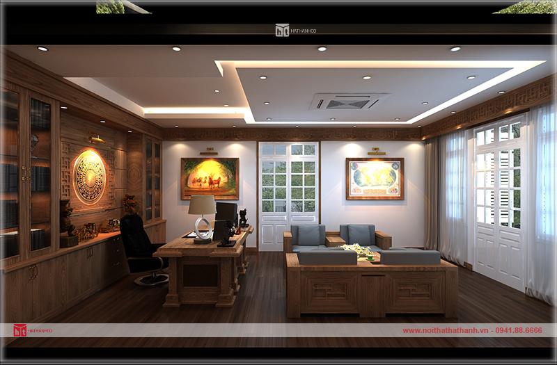 thiết kế nội thất văn phòng đẹp (3)