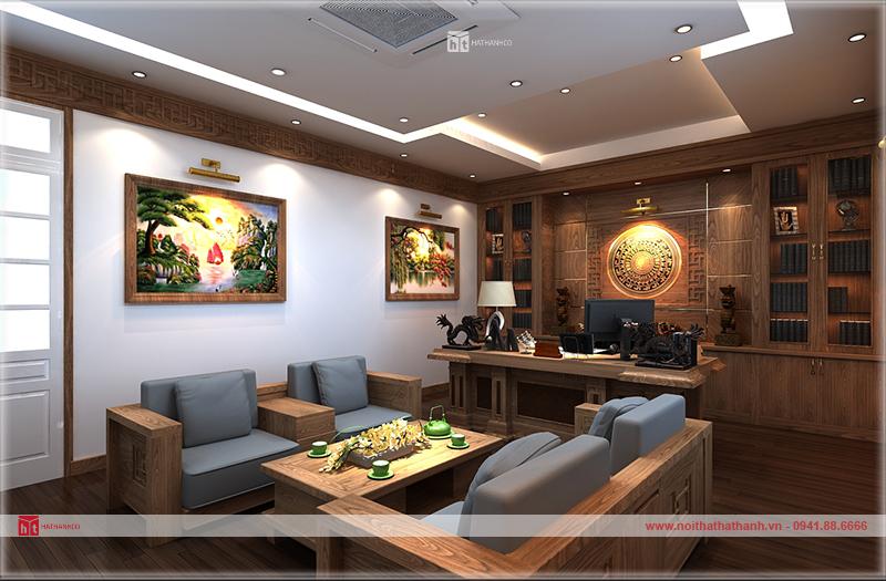 thiết kế nội thất văn phòng đẹp (4)